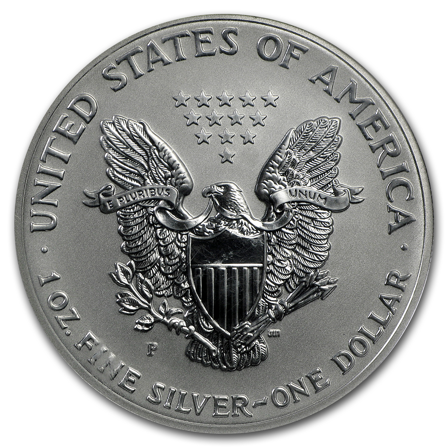 2006-P (Reverse Proof) Silver Eagle PF-70 NGC (BL)